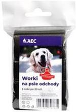 AEC - Worki na psie odchody 3 x 20szt.