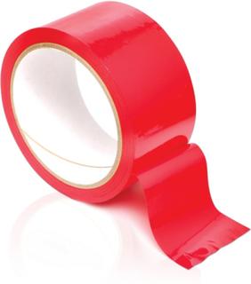 Pipedream Fetish Fantasy: Pleasure Tape, 9m, röd