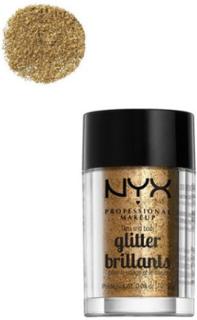NYX Professional Makeup Face & Body Glitter Bronze