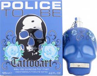 Police To Be Tattooart for Man Eau de Toilette 75ml Spray