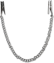 Pipedream Fetish Fantasy: Nipple Chain Clamps