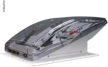 Takventilator maxxfan Deluxe klarglass 40x40 cm