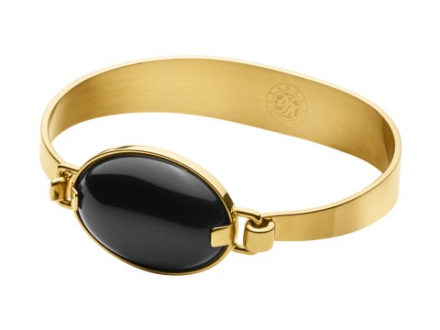 Delaney armbånd Black Onyx