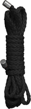 Ouch!: Kinbaku Mini Rope, 1.5m, svart