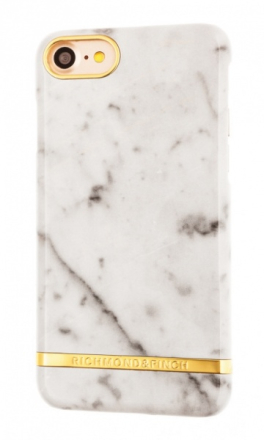 Carrara Marble White - iPhone 7