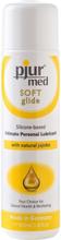 Pjur Med: Soft Glide, Natural Jojoba, Silikonbaserat Glidmedel, 100 ml