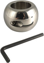 Rimba: Stainless Steel Ball Stretcher, Donut Shape