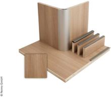 Møbelplate alm 15 mm
