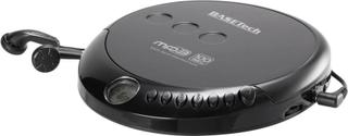 Basetech MPCD-122C Bärbar CD-spelare CD, CD-R, CD-RW, MP3 Svart