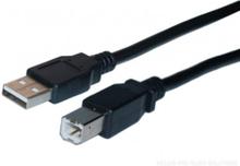 Skrivare USB kabel 2.0 1,5 Meter