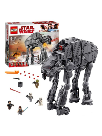 Star Wars Star Wars 75189 First Order Heavy Assault Wal - Proshop