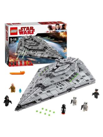 Star Wars Star Wars 75190 First Order Star Destroyer - Proshop