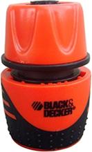 Black & Decker Kobling Met Water Stop - 13-19mm