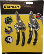 Stanley Beskærersakssæt - 2 STUKS