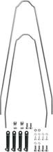 SKS Struts Set for Velo 42/Velo 47 Standard black 2020 Tillbehör till stänkskärmar