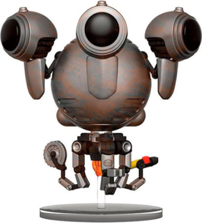 Fallout 4 POP Figur Codsworth Battle 9cm