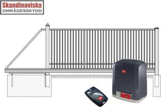 VIKING® Villa 10.71 - Automatisk VIKING-A VSG10.71 1000x4000 VFZ
