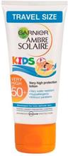 Garnier Ambre Solaire Kids Sensitive Zonnescherm SPF50 - 50 Ml