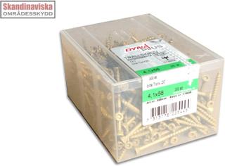 Trallskruv 41x56mm Trallskruv 41x56mm - 1st