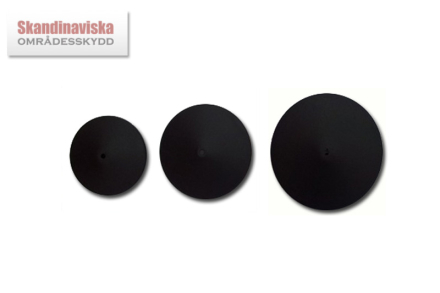 Runda plastlock Plastlock rund Ø9-10cm