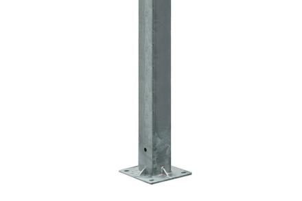 Grindstolpe med fotplatta VFZ GJ Fotpl. 2350/150/4 VFZ
