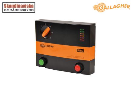 Batteridrivet aggregat B180 Multi Power