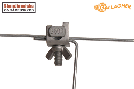 Stängseltråd HT 18mm (500m)