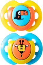 Tommee Tippee Fun Style 0-6mdr Sut - 2 STUKS