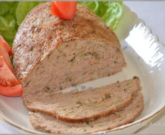 recipe: zapiekanka makaronowa z mięsem mielonym i pieczarkami [23]