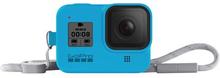 GoPro Sleeve + Lanyard (HERO8 Blue)