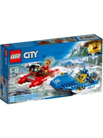 City 60176 Flugt på floden - Proshop