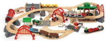 Deluxe Railway Set