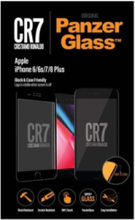 Apple iPhone 6/6s/7/8 Plus - Jet Black - CR7