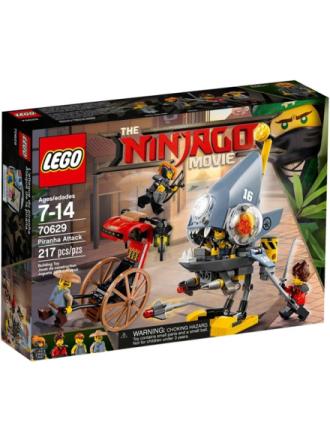 Ninjago 70629 Piranha Attack - Proshop