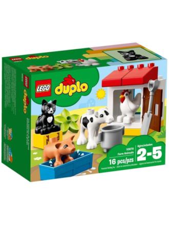 DUPLO 10870 Dyr på bondegården - Proshop