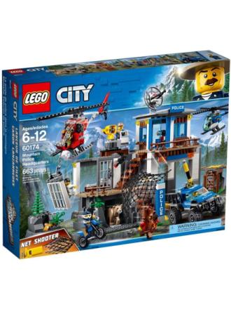 City 60174 Bjergpolitiets hovedkvarter - Proshop