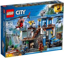 City 60174 Bergspolisens högkvarter