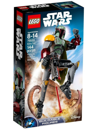 Star Wars 75533 Boba Fett™ - Proshop