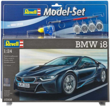 Model Set - BMW I8