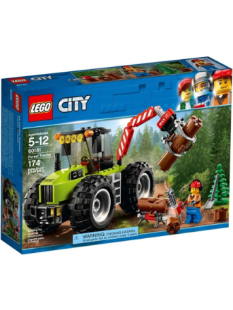City 60181 Skovtraktor - Proshop