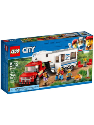 City 60182 Pickup og campingvogn - Proshop