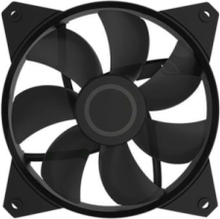 MasterFan MF120L Non LED - Lådfläkt - 120 mm - 25 dBA