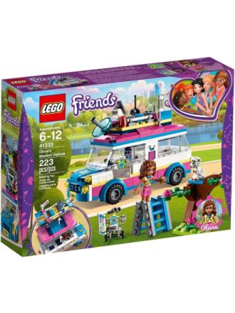 Friends 41333 Olivias missionskøretøj - Proshop