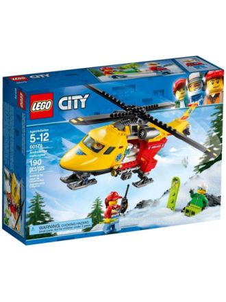 City 60179 Ambulancehelikopter - Proshop