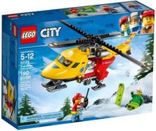 City 60179 Ambulanshelikopter