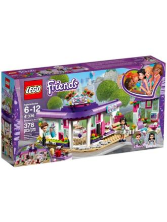 Friends 41336 Emmas kunstcafé - Proshop