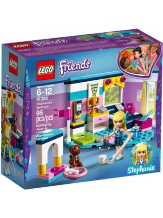 Friends 41328 Stephanies værelse - Proshop