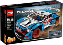 Technic 42077 Rallybil