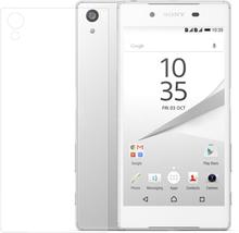 Sony Xperia Z5 Hærdet Glas Beskyttelsesfilm Til Bagsiden