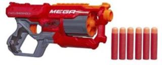N-Strike Mega Cyclone Blaster
